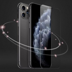 "iPhone 11 Pro Max/Xs Max (6.5"") Ultra HD Clear Cover Tempered Glass Film"