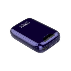 POWER BANG MINI™ 10.0  SUPER CHARGING EDITION  OPTIMIZE WITH SMART CHARGE (Piano Blue)