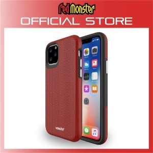 IPhone 11 Pro Max Armour (Grip Red)