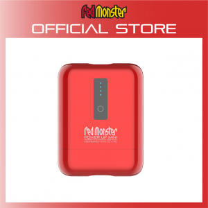 POWER UP MINI™ 10.0 SUPER CHARGING EDITION ENGINEERED WITH QC & PD - Pacific Red