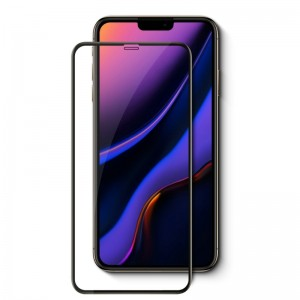 "iPhone 11 Pro Max/Xs Max (6.5"") Anti-Dust Full Cover Tempered Glass Film"