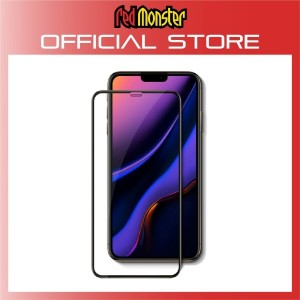 "iPhone 11 Pro/Xs/X (5.8"") Anti-Dust Full Cover Tempered Glass Film"