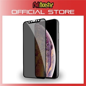 "iPhone 11 Pro/Xs/X (5.8"") Privacy Full Cover Tempered Glass Film"